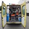 Надежный автомобиль скорой помощи