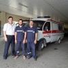 Водители скорой помощи