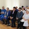 """Награждение сотрудников ГБУ """"ССМП"""" отличившиеся при оказании скорой медицинской помощи при теракте 5-го октября 2014 г. ,в г.Грозном."""
